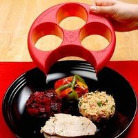 Portion Control Plate. Every home in America should own one of these.
