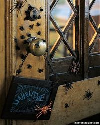 Spidery Porches