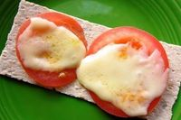 Wasa, Tomato and cheese snack