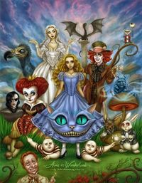Remake of Alice in Wonderland