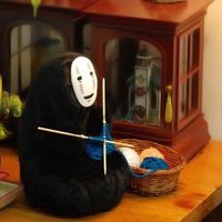 Spirited Away + knitting =... well a lot of amazing things including this pin