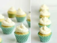 Champagne Cupcakes - perfection!