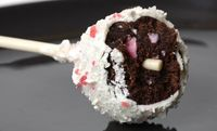 Holy smokes! have you tried these? Starbucks Peppermint Brownie Cake Pops