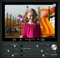 CameraSim - dslr simulator - It's a virtual camera to teach you about DSLR features & settings