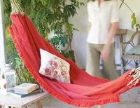 how to make a hammock :]