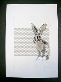 Lisa Naylor: hares and rabbits