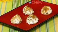 Carla Hall's Mini Baked Alaska recipe. #thechew