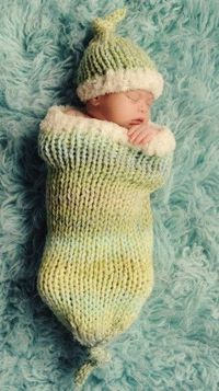 2 free baby cocoon patterns