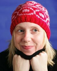 center square hat Knitty: Winter 2006 - editor