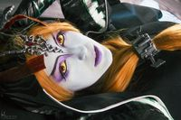 Midna close up by ~Yurai-cosplay on deviantART
