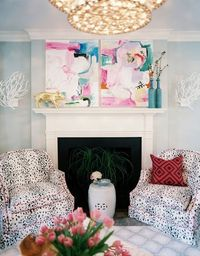 Decorate A Mantel