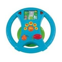 Iplay Toddler Light Roadster Steering Wheel