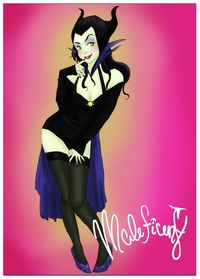 Maleficent by michA-sAmA.deviantart.com