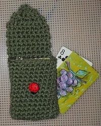 Suzies Stuff: PLAYING CARD CASE