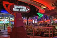 Overlooked Attractions: Tomorrowland Transit Authority by Tom Bricker