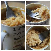 Peanut Butter Cookie in a Cup Recipe | Key Ingredient