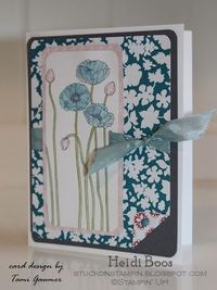 Stuck on Stampin': world card making day 2012