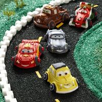 Decorate Cars 2 Cakelets Like a Pro