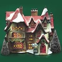 North Pole Series....Department 56.