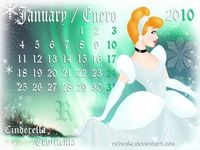 January Enero by ~rebenke