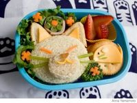 Cat and Mouse Bento Box