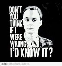 Every time I'm arguing with my friend I'm like..