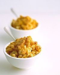 Macaroni and Cheeshe with Butternut Squas