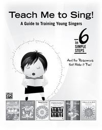 Alfred's FREE �€œTeach Me to Sing�€ sampler helps you train young singers in 6 simple steps! It features several elementary resources, along with complete sample pages that you can try out! Includes products for: Echo Songs * Unison...
