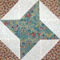 friendship star quilt block pattern 12