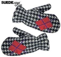Suede Classic Mittens