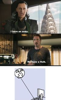 The Avengers Best Part meme lol memes