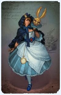 Masquerade Ball - Alice by *JessiBeans on deviantART
