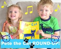 Pete the Cat: I Love My White Shoes Round-up and Linky Party from Read It Again, Mommy!