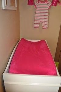 changing pad cover tutorial