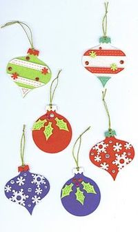 Make ornaments for free on 12/10 from 11-1 at any Jo-Ann store :)