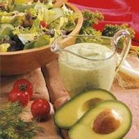 Avocado Salad Dressing - Click image to find more popular food & drink pins