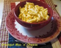The Better Baker: Amazing Crock Pot Mac & Cheese