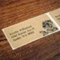 Custom Mailing Address Labels - .