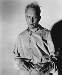 Robert Duvall as Boo Radley in To Kill a Mockingbird, his first film role