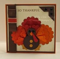 Add Ink and Stamp: Holidays-Thanksgiving