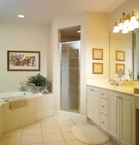 Cream Bath - plan 032D-0025 - houseplansandmore.com