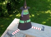 cone witch