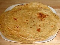 chapattis.... Africa I miss you!!