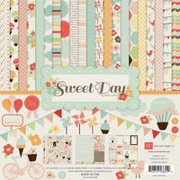 Sweet Day Collection Echo Park #paper #scrapbook #echopark
