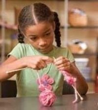 Your Weekend Project: Teach a Child to Knit! - Knitting Daily - Knitting Daily plus free ebook