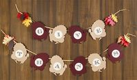 How-to: Garland of thanks with PDF and Templates