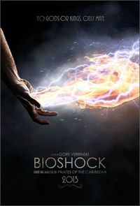 The Best of Videogame Movie Posters - Bioshock