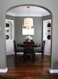 Paint Color - Benjamin Moore Antique Pewter