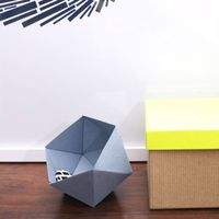 DIY Paper Geoball