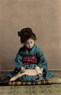Memoirs of a maiko child